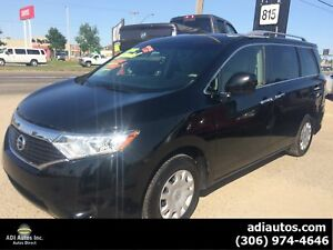 2012 NISSAN QUEST...ONLY $175 B/W...
