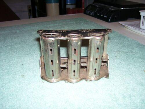 Old Vtg Metal McGill Paragon Changer Coin Dispenser Money Made In The USA
