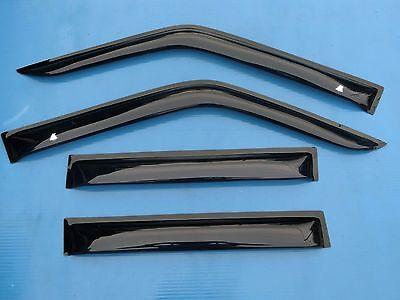 Toyota Corolla KE70 WEATHER SHIELDS Door Window Visor Guard KE72 KE75 GL DX 1set