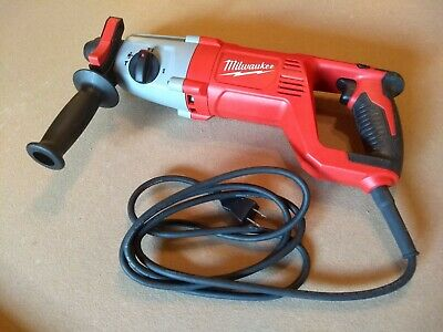 Milwaukee 8 Amp Corded 1 In. Sds D-handle Rotary Hammer With Guide And Case