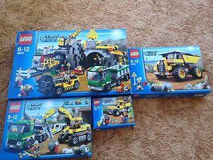 Lego gold mine, full set Latrobe Latrobe Area Preview