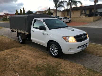 2005 HILUX 2WD single cab SR 3.0 D4D turbo diesel ute & canopy ute   Gumtree Australia Free Local Classifieds   Page 7
