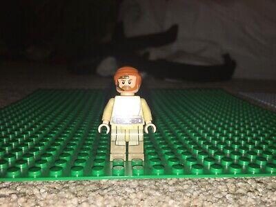 LEGO Star Wars Obi Wan Kenobi Minifigure ~ Set 75041