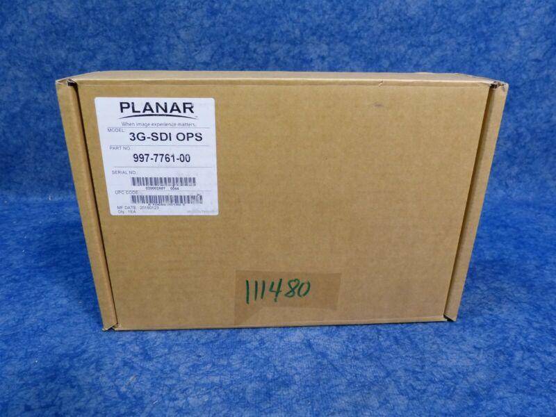 Planar 3G-SDI OPS 997-7761-00 3g-sdi/hd-sdi/sdi input module
