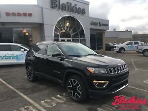 2017 Jeep Compass Limited | 4x4 |