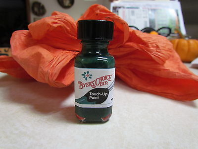 Byers Choice Green Acrylic Touch Up Paint for Carolers