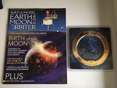 eaglemoss build a solar system issue 61