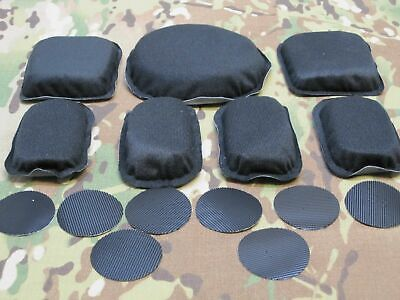 NEW MILITARY TACTICAL ADVANCED COMBAT HELMET PAD SET MICH ECH ACH CUSHIONS KEVLR