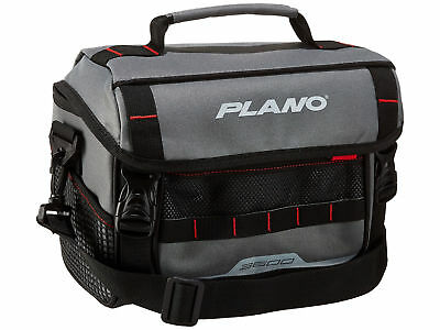 Plano Softsider Tackle Bags - Brown or Grey - 3500, 3600, or 3700 Stowaway Size