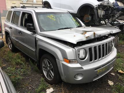 Jeep Patriot 2008 MK Limited **NOW WRECKING** Thomastown Whittlesea Area Preview