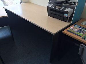 Large office desk 2m long Tempe Marrickville Area Preview