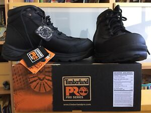 Brand new Timberland Steel Toe Pro boots with box SIZE 8