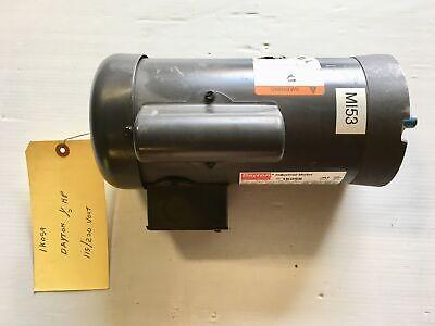 Dayton Electric Industrial Motor 1k059 13hp 1725rpm 1ph