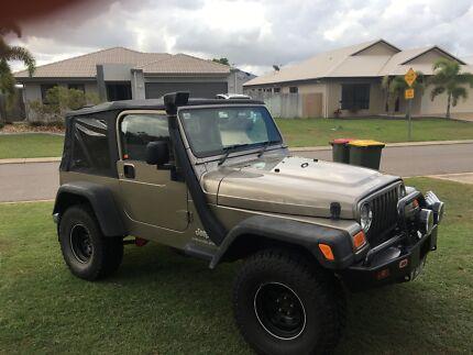 Jeep Wrangler Brisbane