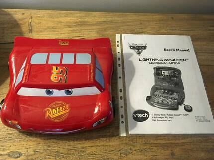 Lightening McQueen Learning Laptop
