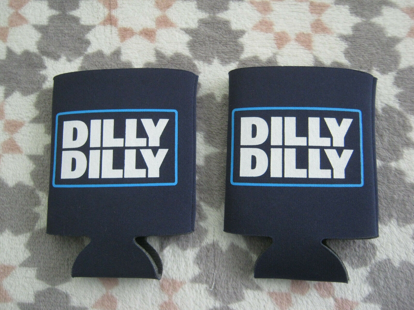Dilly Dilly Bud Light Beverage Beer Can Neoprene Koozie Drink Insulator New  - $6.00