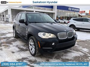 2013 BMW X5 xDrive35d PST Paid - Diesel Engine - Accident Free