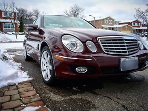 Mercedes E350 4MATIC LIKE NEW. NAVAGATION