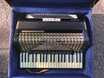 HOHNER Atlantic IV Accordion With Case Germany