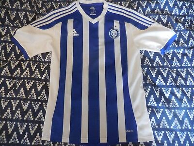 HJK HELSINKI SOCCER FOOTBALL JERSEY MAILLOT TAILLE SIZE S ADIDAS image