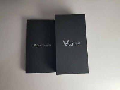 LG V50 ThinQ 5G Dual Astro Black 6GB Ram LM-V500N (Unlocked) *Brand New*