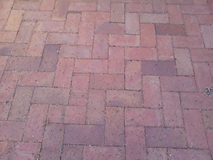 125 square meters worth/ brick pavers. Felixstow Norwood Area Preview