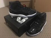 AIR JORDAN 11 Space Jam US9 Bentley Canning Area Preview