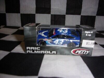 Aric Almirola 43 Air Force 2015 Fusion 1:64 scale Action NIB NASCAR C435865AFAA