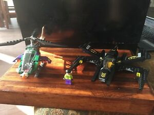 Lego 6863 Batwing Battle Over Gotham