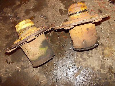 John Deere Mt Tractor Jd Front Wheel Hub Hubs Cap Caps