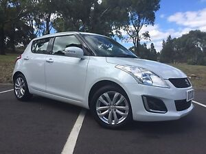 2016 Suzuki Swift GL Navigator Greenvale Hume Area Preview
