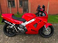 Honda VFR by Fast Lane Motorcycles, Tonbridge, Kent