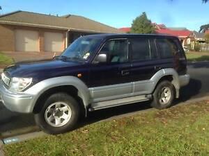 1997 Toyota LandCruiser Prado Wagon Sunbury Hume Area Preview