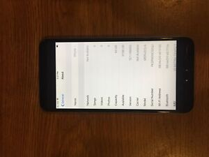 iPhone 6 plus - 64GB - UNLOCKED
