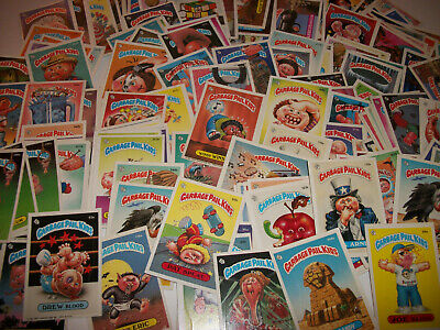 Garbage Pail Kids Lot GPK 1980's Cards MISC x50 Series 3-10 Good Condition Funny