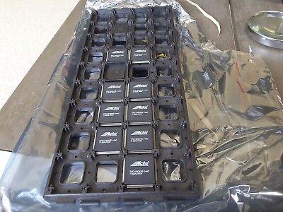 9 Actel Tpc1240ave-144c 4k Fpga Gate Array Programable 684 Rare New Nos 99