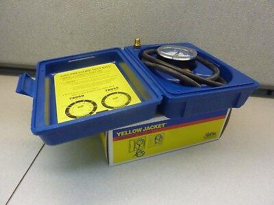 Yellow Jacket 78055 Gas Pressure Test Kit 0-10 W.c. 20677
