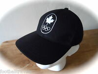 Team Canada Winter Olympics Cap Casquette Hat Black Hudsons Bay Tags - official team canada by hudsons bay - ebay.co.uk
