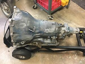 Buick olds Pontiac BOP turbo 350 automatic transmission