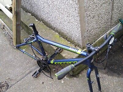 Carrera mountain bike 20 frame