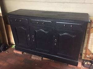 Buffet Sideboard Cabinet Crows Nest North Sydney Area Preview