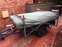 Camper trailer 6x4 removable tinnie rack Gowrie Tuggeranong Preview