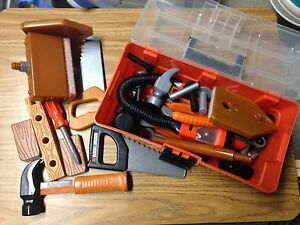 Black & Decker tool bench with accessories Strathcona County Edmonton Area image 3
