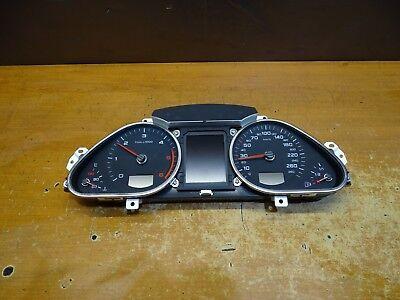 Original Audi A6 4F Facelift Speedometer Tachometer 4F0920933P Tacho