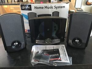 Home music system , chaine stereo maison