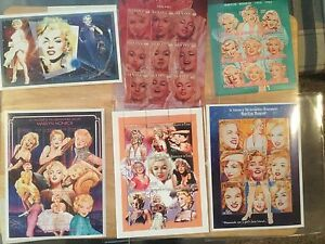 Stamps, WWF, first day covers, Marilyn Monroe commemorate stamps Regina Regina Area image 8