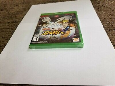 Naruto Shippuden: Ultimate Ninja Storm 4 (Microsoft Xbox One, 2016) new for sale  Shipping to Nigeria