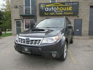 2013 Subaru Forester 2.5XT Limited XT , AWD,NAV,Leather,Pana...
