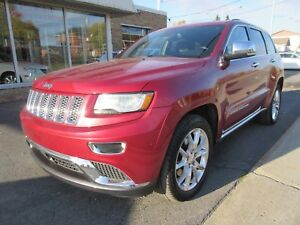 2014 Jeep Grand Cherokee Summit ECODIESEL