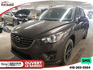 Mazda Cx-5 gs* 2.5* awd* gps* toit* camera* htich* 2016